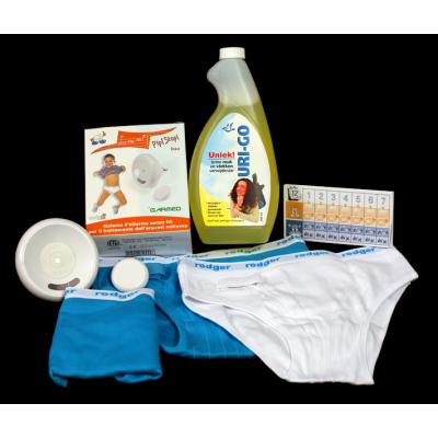 BAS Kit Completo + 1 mutandina + 1 Uri Go